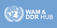 WAM & DDR Hub logo